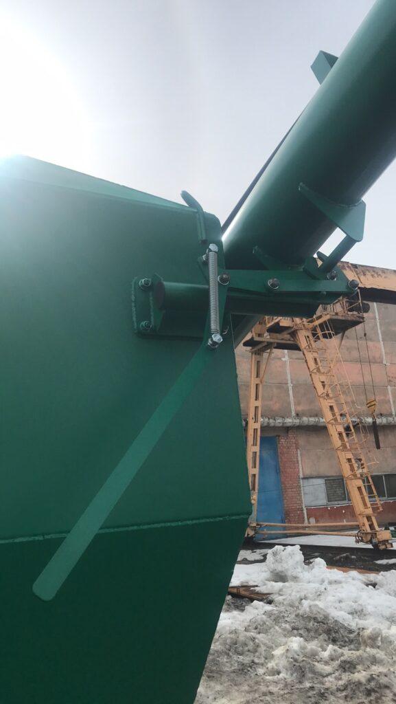 Новые бункеры для посевных комплексов «Волгарь-9» и «Волгарь-РОГРО»